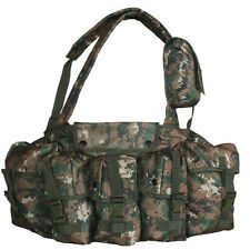 Tactical Military Police 7 Pocket Spec Op Chest Rig - MARPAT Marine Digital Camo