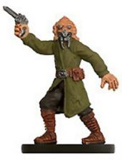 Star WARS MINIATURES lotf-kel dor Bounty Hunter