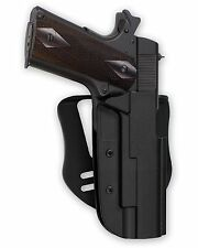 Blade-Tech / Revolution OWB RH Holster w/ Paddle & ASR - 1911 Full Size