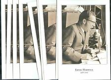 2010 Detroit Tigers Ernie Harwell Tribute Picture Card SGA LOT of (10)
