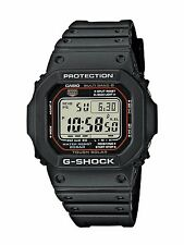 CASIO G-shock GW-M5610 Solar Powered Atomic multibanda, retro de la serie 5600, 200M