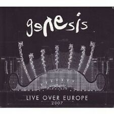 "GENESIS ""LIVE OVER EUROPE 2007"" 2 CD NEU"