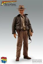 SIDESHOW MEDICOM RAH INDIANA JONES 1:6 FIGUR AKTIONFIGUR Statue 12 Incher