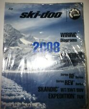 BRP Can-Am Ski-Doo 2008 RF Rev Skandic Expedition Wiring Diagrams 219100289