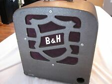 Vintage Bell & Howell B-1 Projector Speaker, 1940s-1950s