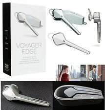 Genuine Plantronics Voyager Edge Wireless Bluetoorth Headset Smart Sensor White