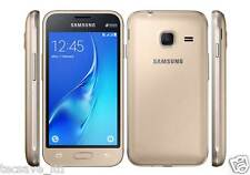 BRAND NEW SAMSUNG GALAXY J1 MINI DUAL SIM *2016* 8GB Smartphone J105H/DS- GOLD