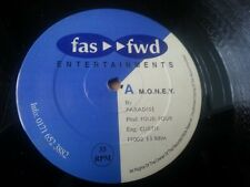 "Paradise – M.O.N.E.Y. / Fas Fwd All Stars - No Way (12"" VINYL)"