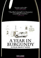 A Year in Burgundy 2013 by Kino Lorber films -ExLibrary
