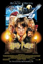 """Harry Potter Theatrical Movie Posters 27"""" x 40""""  Set of Three"""