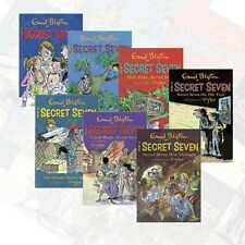 Secret Seven Series Collection 7 Books Set By Enid Blyton  In AU
