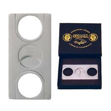 Cuban Crafters - Euro Design Double Guillotine Cigar Cutter - CC01