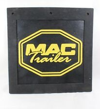 "MAC trailer rubber mat flap 14""x14"""