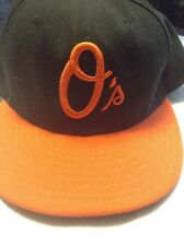 Baltimore Orioles MLB Authentic Collection 59FIFTY Cap Size 7 5/8 (60.6 CM)