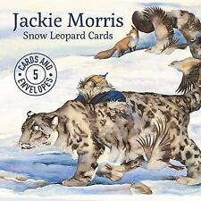 Jackie Morris - Snow Leopard Card by Jackie Morris (2016, Record Book)