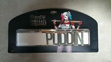 Harley Quinn Sold Out Hot Topic Puddin Choker Suicide Squad