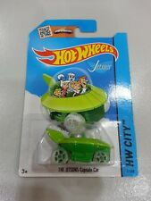 Hot Wheels Diecast - Jetson Capsule Car NEW
