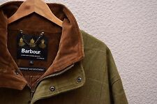 Barbour Washable Berwick Tweed Jacket T755 Rare Large