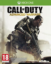 Call Of Duty Advanced Warfare Xbox One * NEW SEALED PAL *