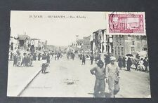 CPA 1925 COLONIE FRANCE AFRIQUE PAYS DU LEVANT SYRIE BEYROUTH RUE ALLENBY LIBAN
