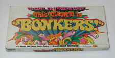 Parker Brothers This Game is BONKERS 1978