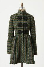Anthropologie Cheongsam Dress Coat by Tracy Reese Size 4 NWOT New
