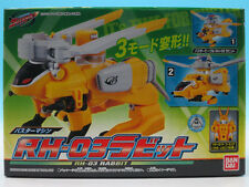 Power Ranger Tokumei Sentai Go Busters Buster Machine RH-0 3 Rabbit Bandai