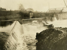 Photo Black River New York United States Vers 1915
