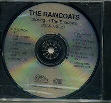 The RAINCOATS - Looking in the Shadows - 1995 GEFFEN PROMO - SEALED