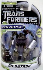 "MEGATRON Transformers 3 DOTM Movie 4"" inch Commander Class Figure 2011"