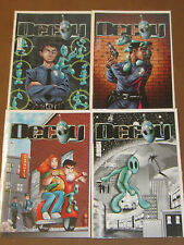 DECOY COMPLETE PENNY FARTHING COMIC 10-BOOK COLLECTION NM 1998 ALIEN HERO BEAR
