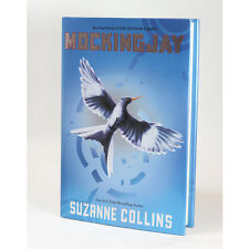 NEW 2010 MOCKINGJAY by Suzanne Collins 1st Edition 4P HCDJ Hunger Games Part 3