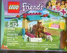 Lego 41089 FRIENDS Little Foal New Sealed