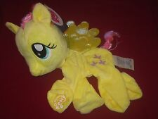 New Build-A-Bear UNSTUFFED MY LITTLE PONY FLUTTERSHY YELLOW PONIES