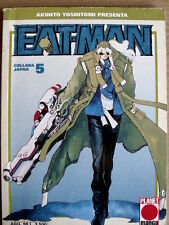 EAT-MAN n°5 1997 ed. Marvel Manga [C14B]