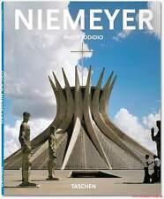 Manuel Oscar Niemeyer, architecture du hédonisme, pas cher, super, NEUF