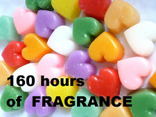 14 x Handmade natural scented soy candle wax oil burner melts. Last 12 hrs each