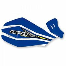 UFO UNIVERSAL CLAW MOTOCROSS HAND GUARDS YAMAHA YZ YZF BLUE 1640