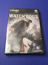 Watch Dogs PC NEW