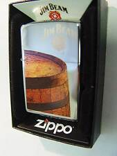Zippo® Jim Beam-Barrel-Fass-gorgeous lighter- Whiskey New / Neu OVP
