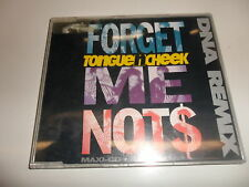 CD  Tongue N Cheek  ‎– Forget Me Not$ (DNA Remix)