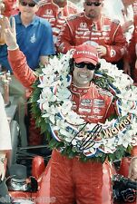 "Indy Car Driver Dario Franchitti Hand Signed Photo Autograph 12x8"" AE"