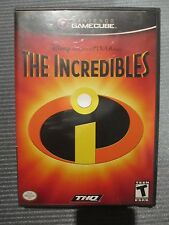 Incredibles Nintendo GameCube, 2004 TESTED Works fine