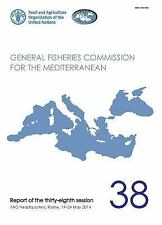 2015-04-16, FAO General Fisheries Commission for the Mediterranean: Report of th
