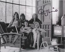 Denny Laine of Paul Mccartney & Wings #9  Original Autographed 8X10 Photo