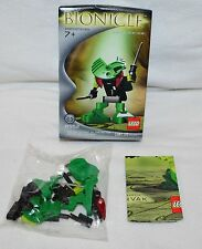 LEGO Bionicle Bohrok Va Lehvak Va (8552) IOB, Sealed Bag _ Free Shipping