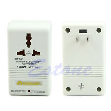 Professional 220/240V To 110/120V Power Voltage Electricity Converter Adapter