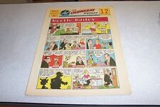 COMICS THE OVERSEAS WEEKLY 15 MAY 1960 BEETLE BAILEY THE KATZENJAMMER KIDS