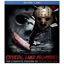 Crystal Lake Memories: The Complete History Of Friday The 13th (Blu-ray + DVD Co