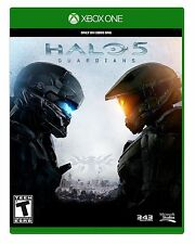 Halo 5 Guardians Xbox One Game Brand New and Sealed